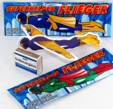 Superhelden-Flieger